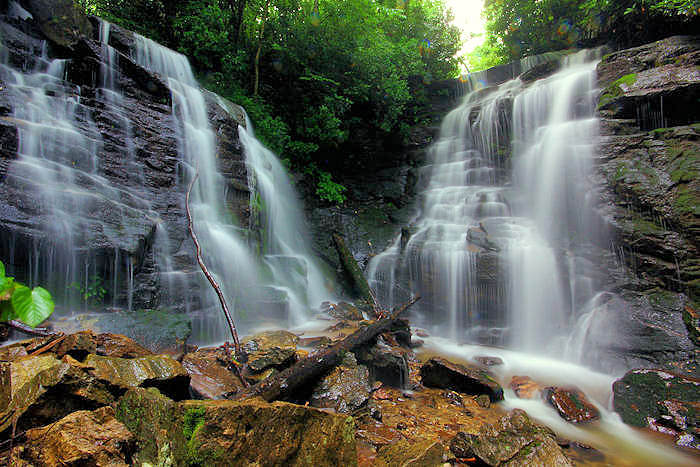 Soco Falls NC
