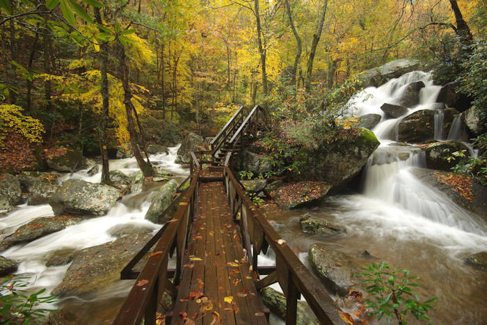 South Mountains State Park NC