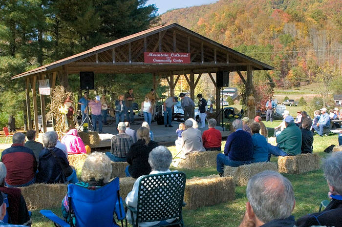 Stecoah Harvest Festival NC