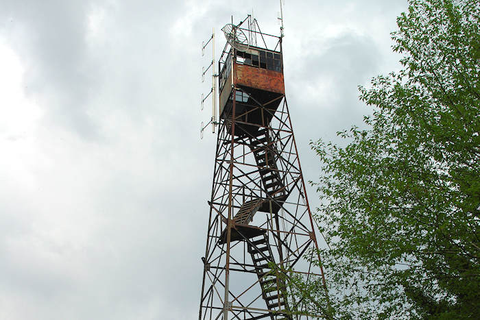 Mt Sterling Lookout Tower