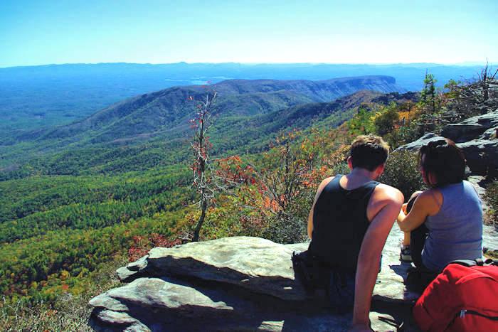 Table Rock Mountain, NC