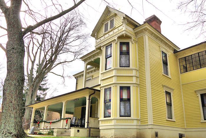 Thomas Wolfe House, Asheville