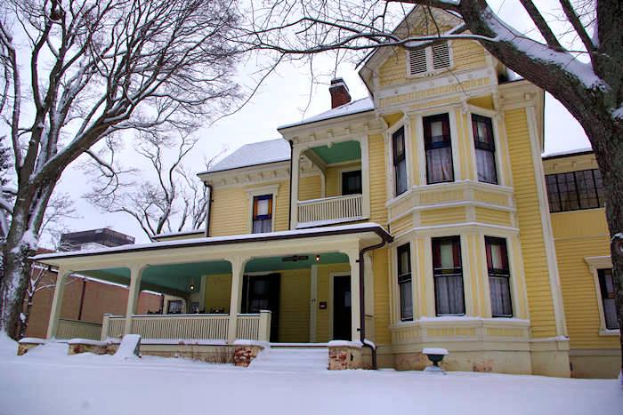 Thomas Wolfe House