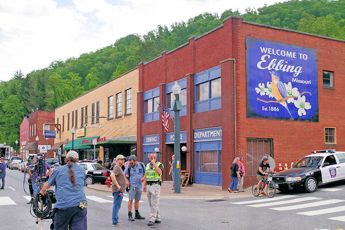 Three Billboards Ebbing Film Location - Sylva NC