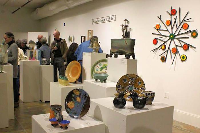 Toe River Arts Studio Tour, Spruce Pine