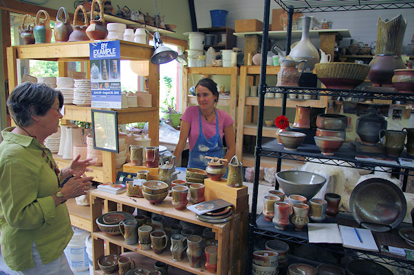 Toe River Art Studio Tours