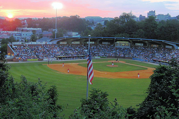 Asheville Tourists Minor League Baseball