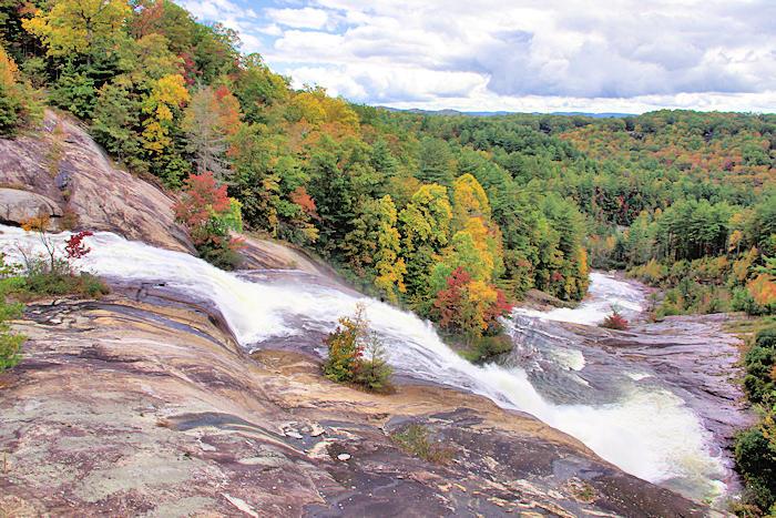 Toxaway Falls, NC