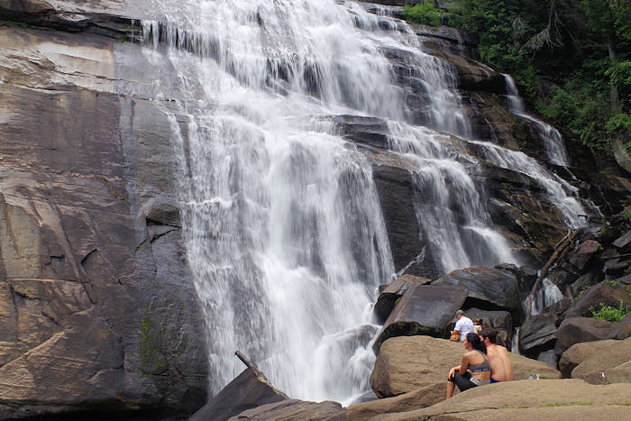 NC Waterfall Safety Tips