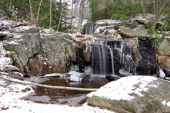 Waterfalls Park, Newland NC