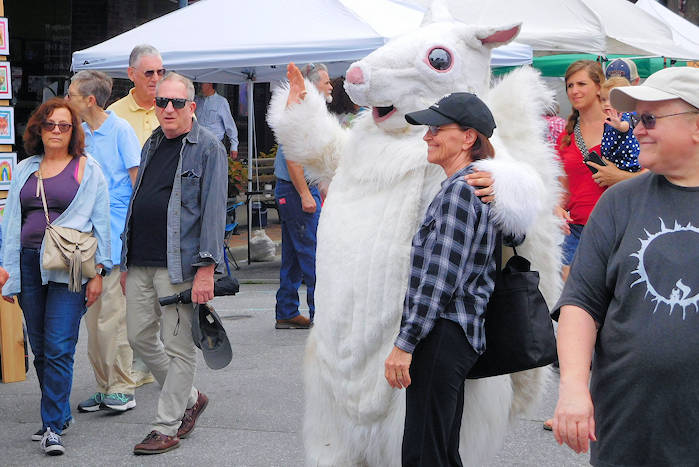 White Squirrel Festival, Brevard