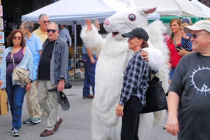 White Squirrel Festival, Brevard