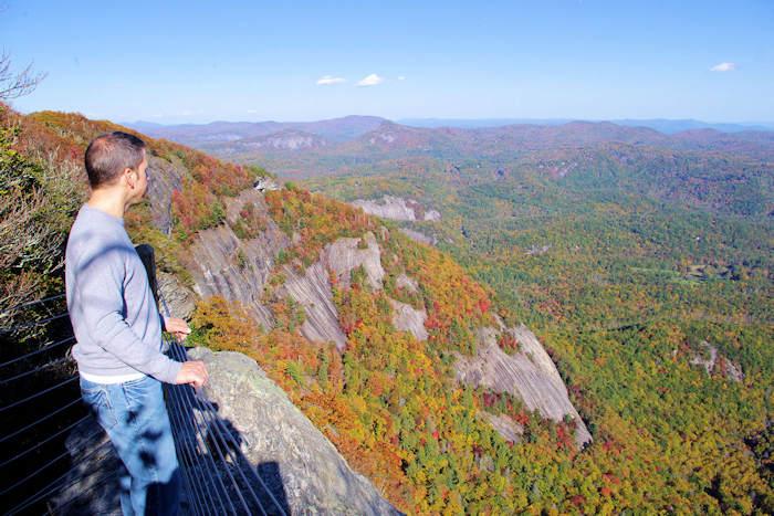Whiteside Mountain NC