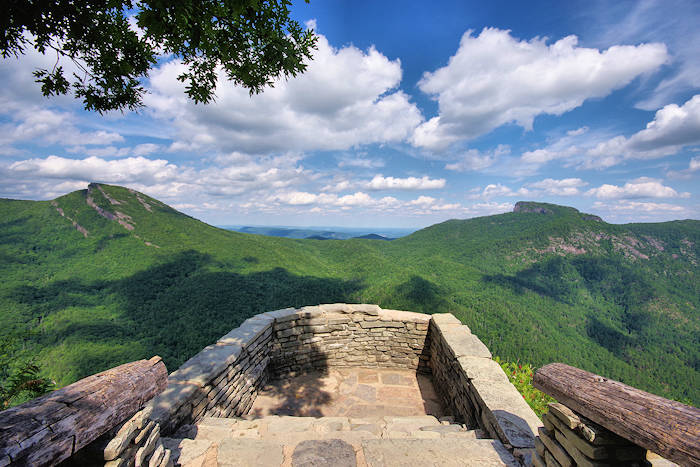 Wisemans View, Linville Gorge