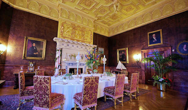 Biltmore House Breakfast Room
