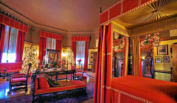 Biltmore House George Vanderbilt Bedroom