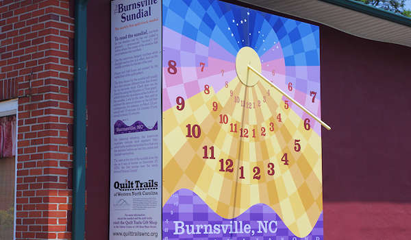 Burnsville North Carolina Craft Fair