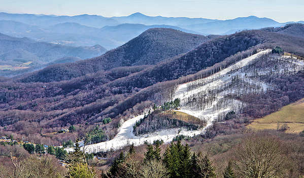 Cataloochee Ski Area, Maggie Valley