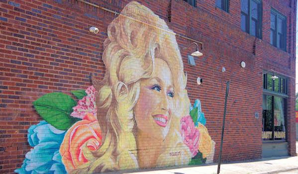12 Asheville Murals