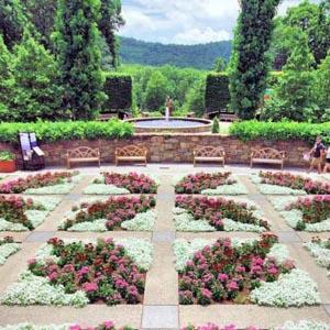 North Carolina Arboretum Asheville