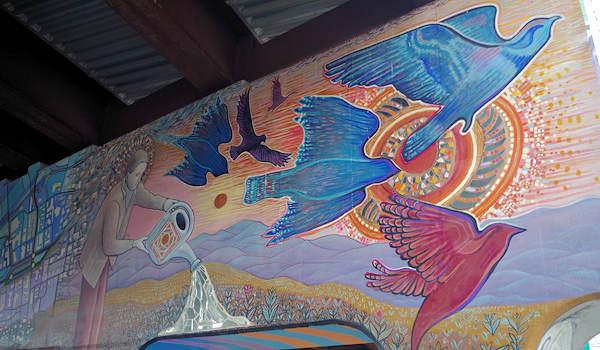 12 asheville murals for Asheville mural project