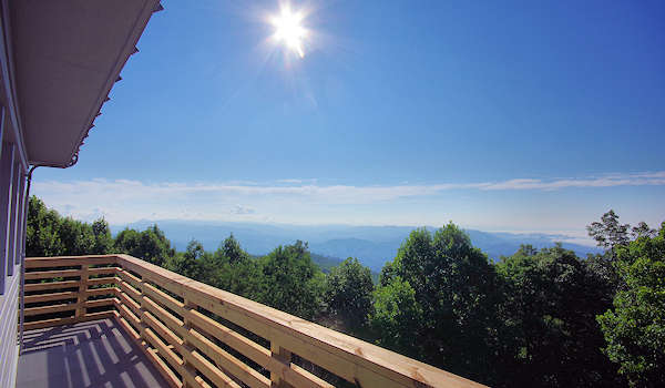 Rich Mountain Lookout Tower, Pisgah Forest