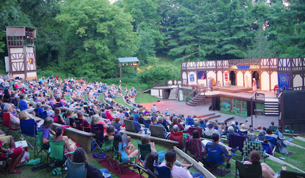 Shakespeare in the Park, Asheville Montford Players