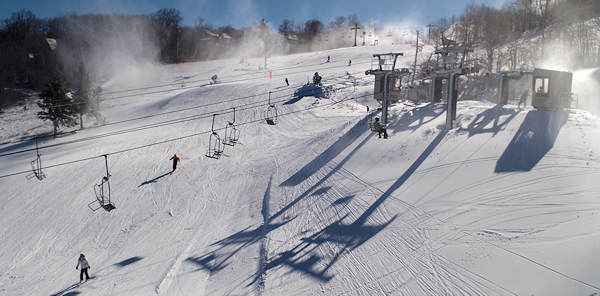 Beech Mtn Ski Slopes