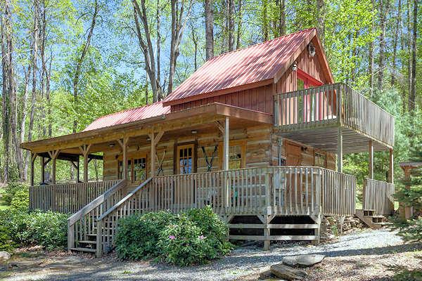 Bear Creek Cabins, Hot Springs