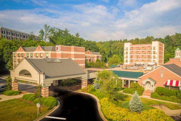 Doubletree Hotel Asheville Biltmore