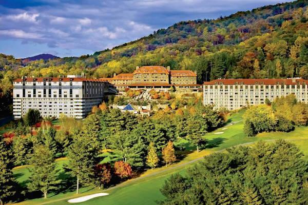 Hotels In Asheville Nc >> Omni Grove Park Inn Asheville