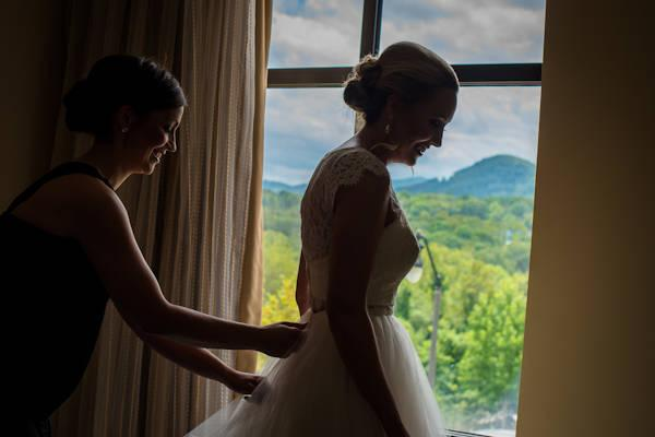 Hilton Asheville Weddings