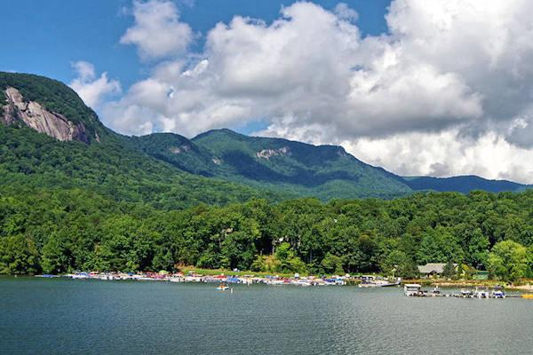 Rumbling Bald Resort, Lake Lure