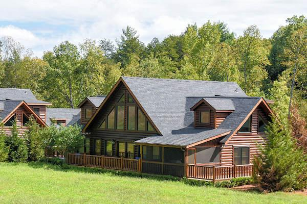 Tryon Equestrian Center Cabin