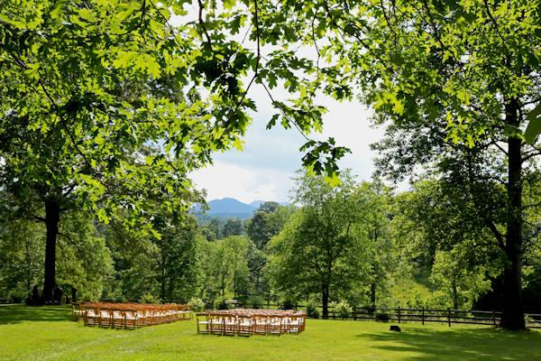 Yesterday Spaces Weddings Asheville