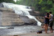 DuPont Forest Waterfall Hike