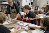 Asheville Art Museum Summer Camps