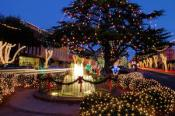NC Christmas Towns