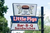 Little Pigs BBQ Asheville