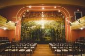 Asheville Masonic Temple Wedding