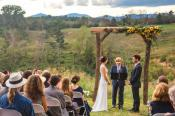 Nuptials for Nature Farm