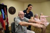 Rehabilitaion and Skilled Nursing Communities Asheville
