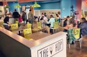 The Hop Ice Cream Cafe Asheville