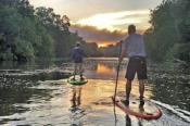 Asheville Stand-Up Paddleboard