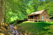 Cabin in Bryson City