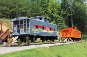 Buffalo Creek Caboose Cabin