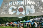 Oskar Blues Burning Can Beer Festival