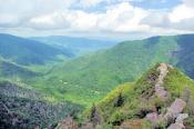 Chimney Tops Hike, Great Smoky Mountains