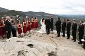 Chimney Rock Park Weddings