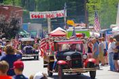 Coon Dog Day, Saluda